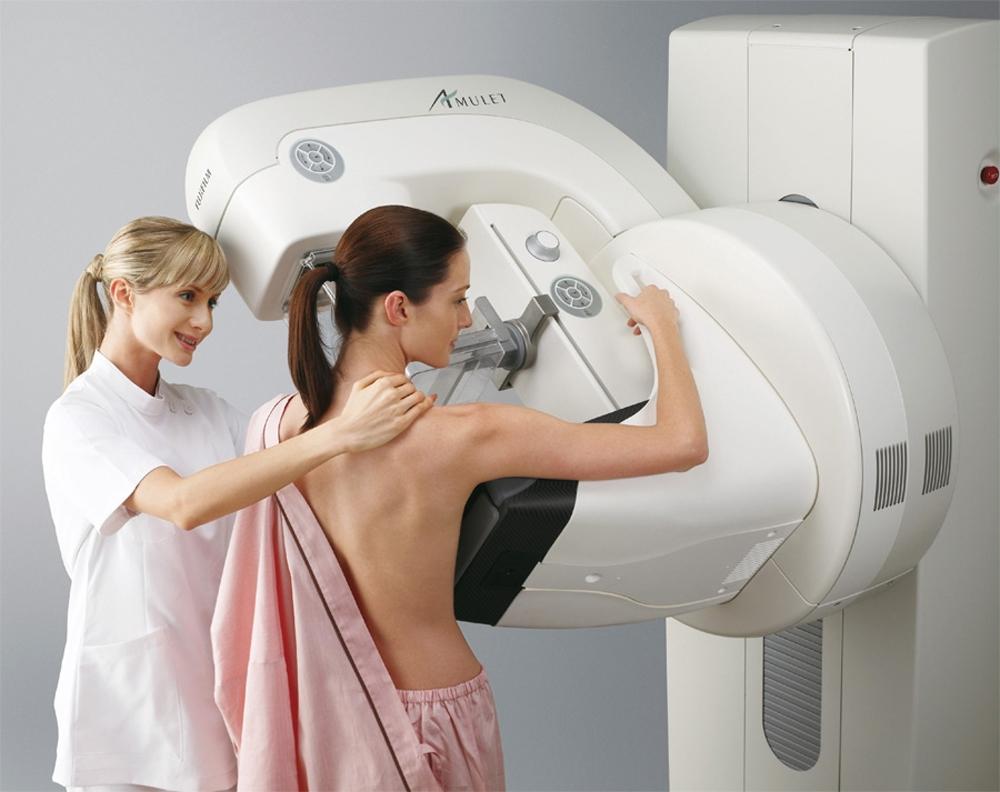 Как часто можно делать маммографию молочных желез