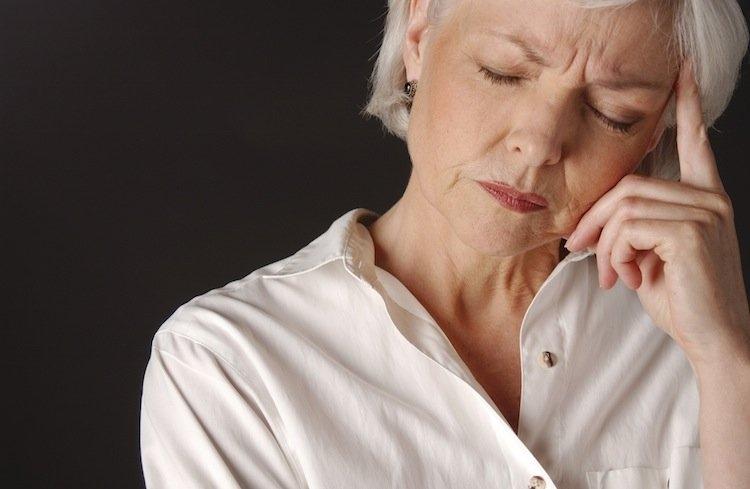 болят грудные железы во время климакса