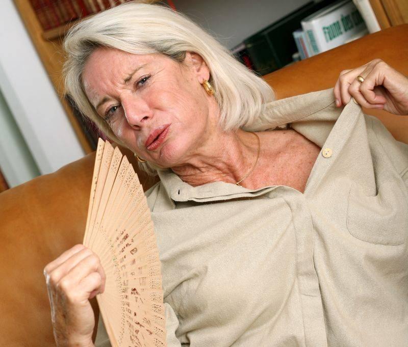 Болят соски груди при климаксе