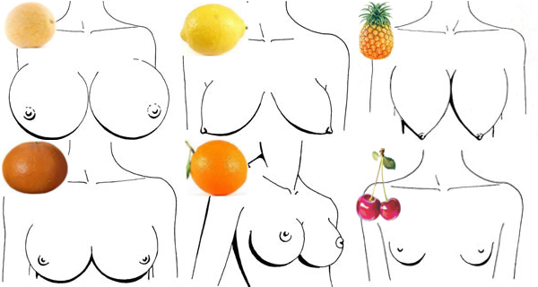 самая красивая женская фигура голая