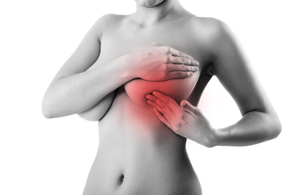 выделение из грудных желез при надавливании