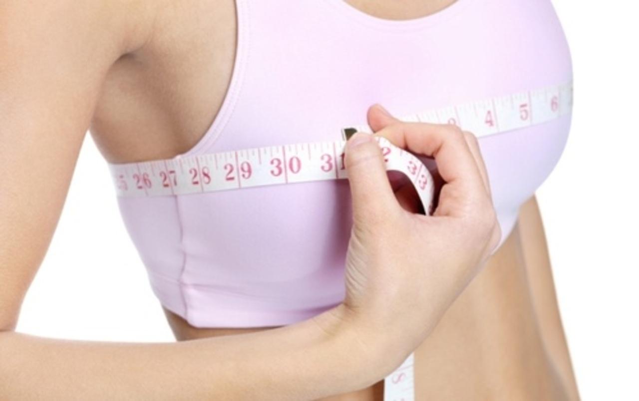 Увеличить грудные железы в домашних условиях,