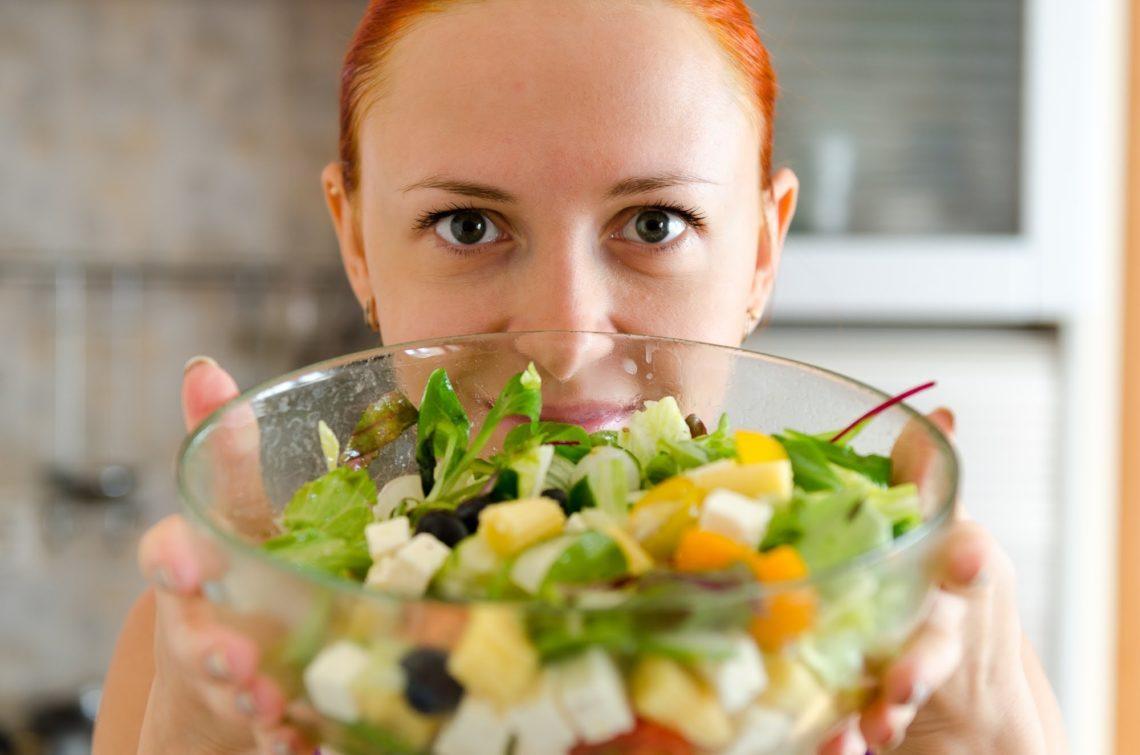 Правильное питание при аллергии у взрослых