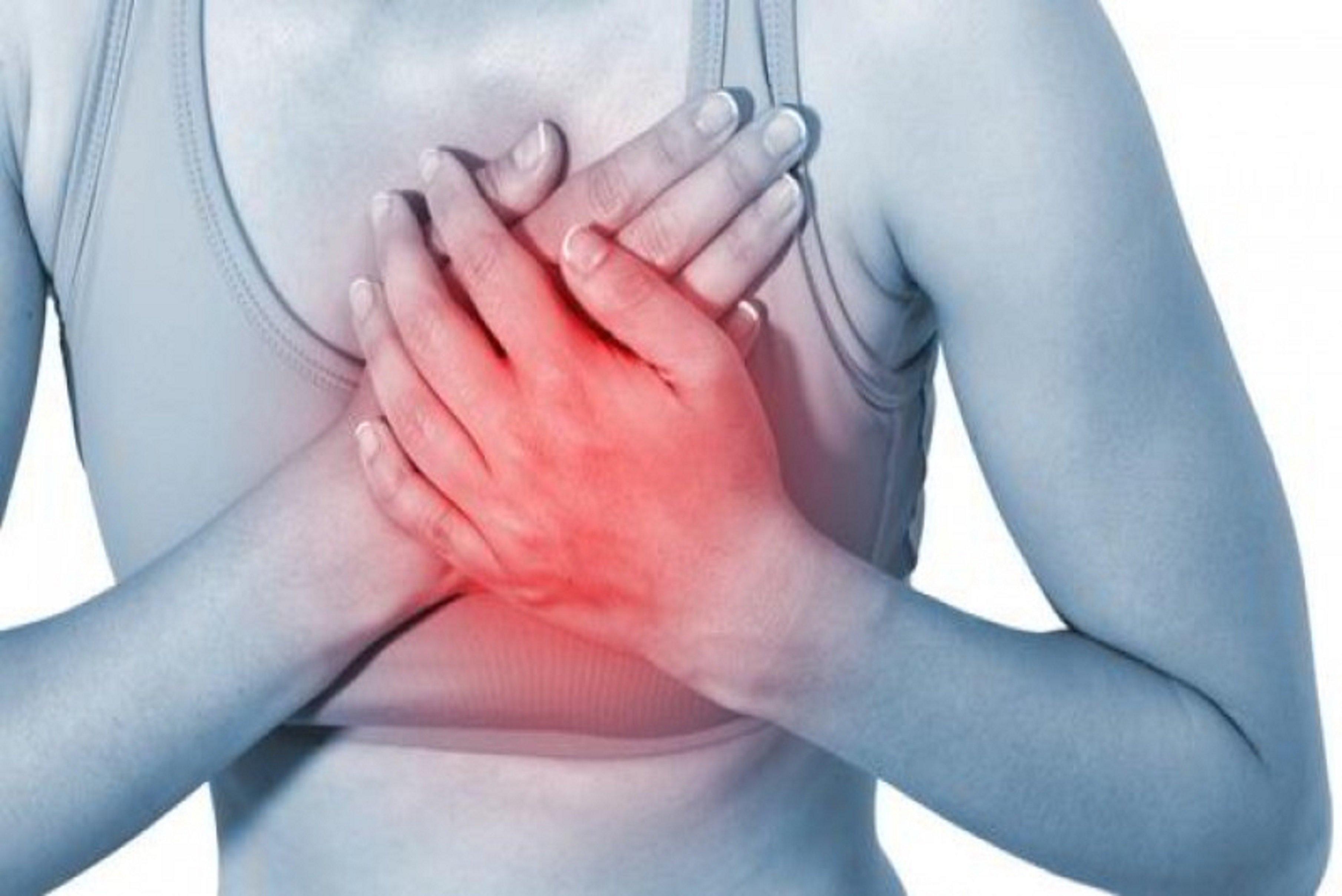 шишка в грудной железе у женщин