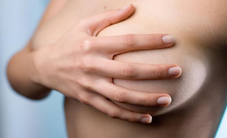 шишка в грудной железе