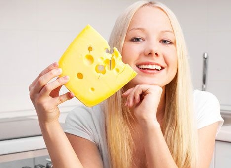 Сыр при грудном вскармливании