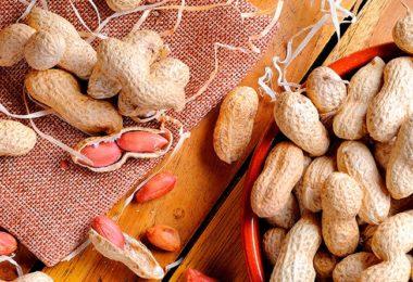 арахис при грудном вскармливании