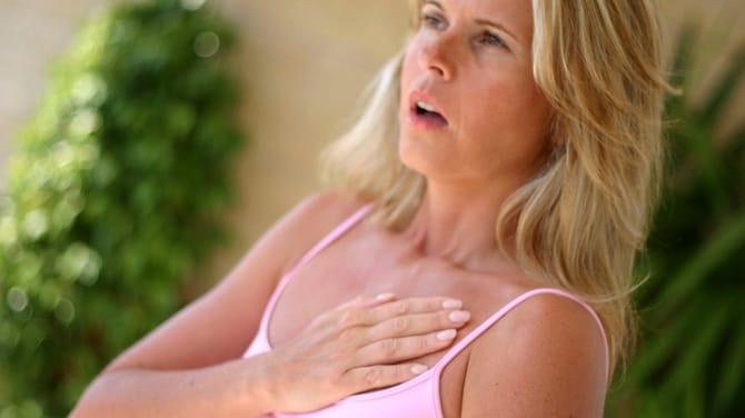 Ноет и болит левая грудь