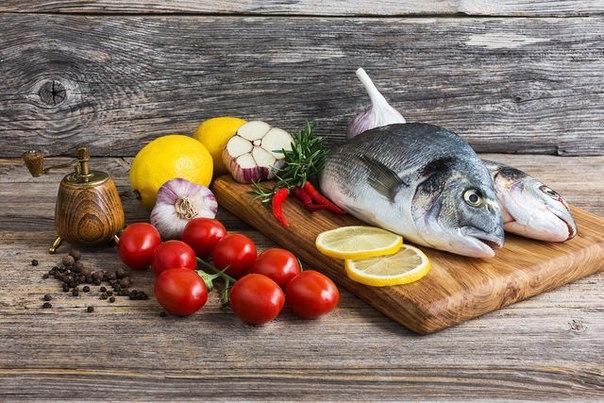 рыба при ГВ
