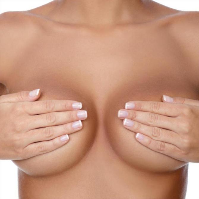 Пластическая коррекция груди