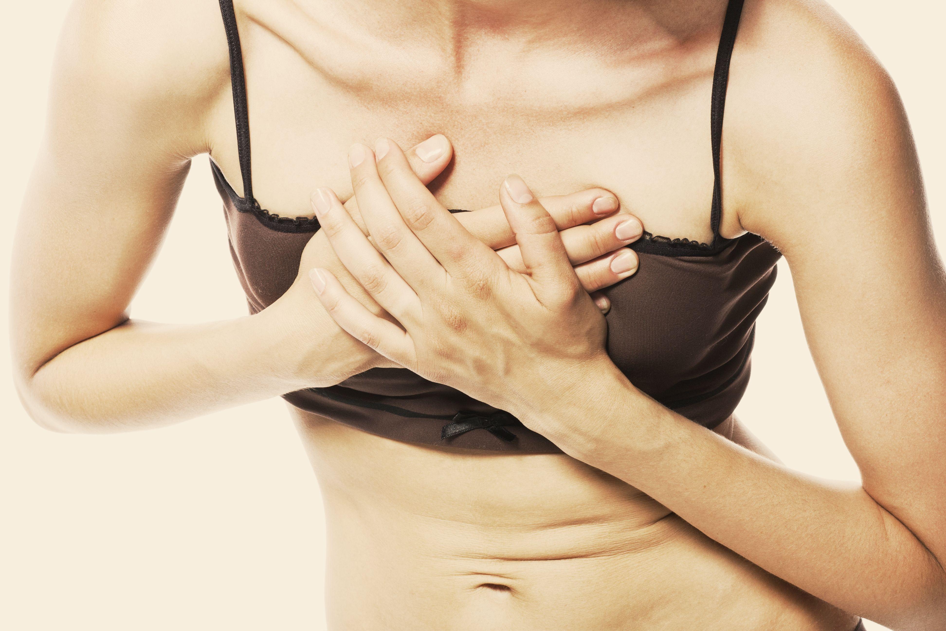 Лечения мастопатии народными средствами