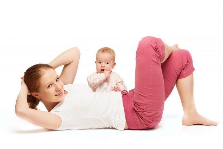Можно ли женщине при грудном вскармливании активно заниматься спортом