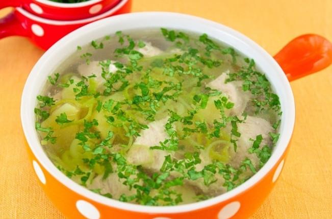 Суп из индюшки