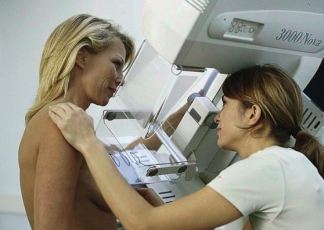 Мало железистой ткани в молочной железе