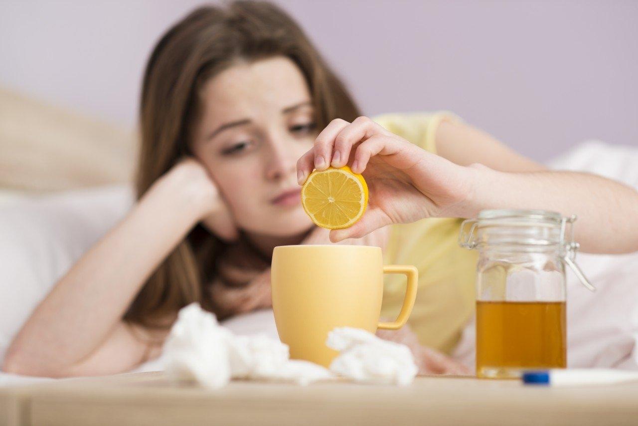 Чем лечить простуду с температурой в домашних условиях