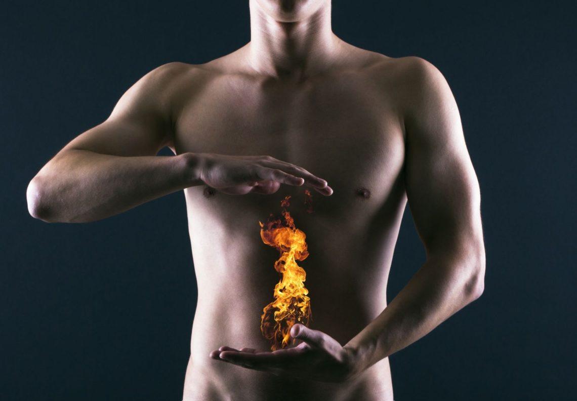 Как избавиться от изжоги в