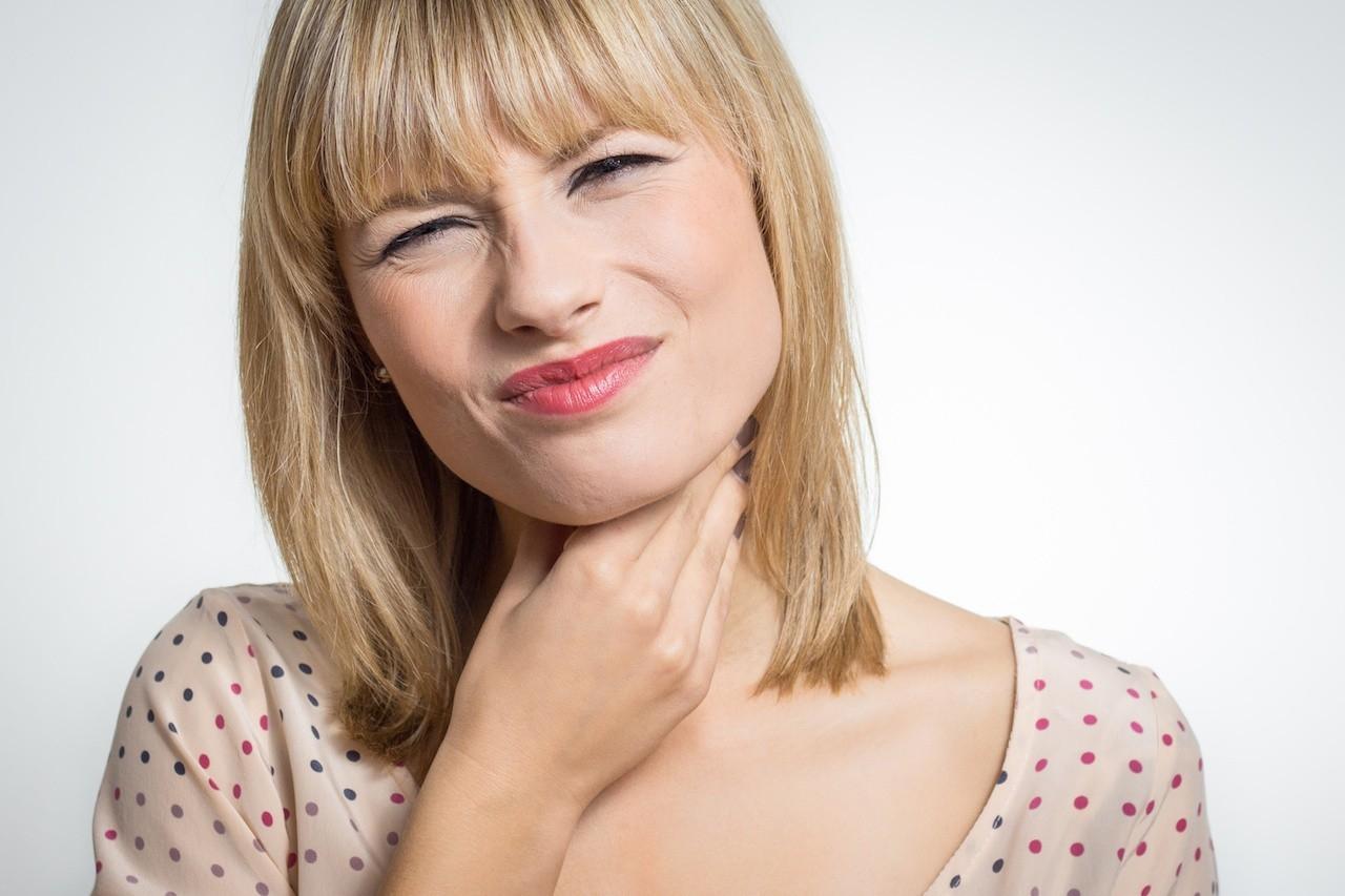 Как лечить ангину при грудным вскармливании