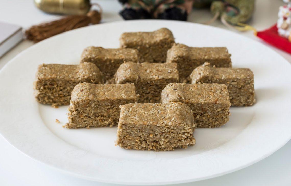 Простой рецепт халвы из семечек в домашних условиях