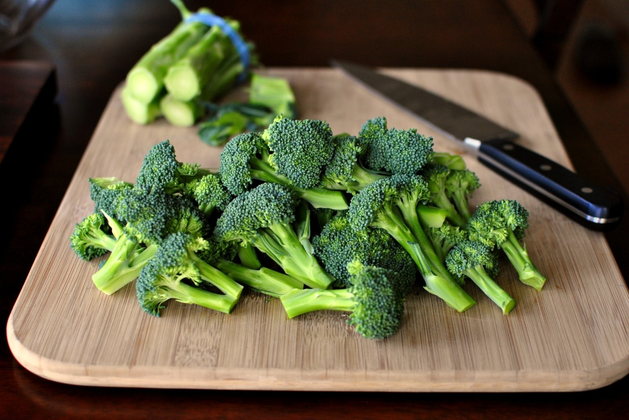 С чем полезно есть брокколи